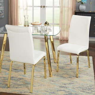 Simple Uptown Parsons Chairs