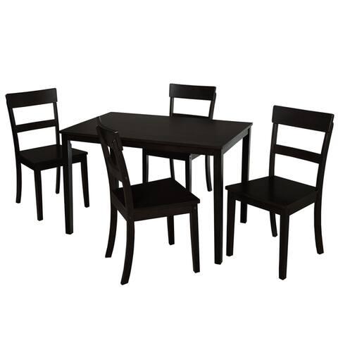 Simple Living Tristan 5-Piece Dining Set