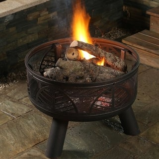 24in. Deep Bowl Fire Pit