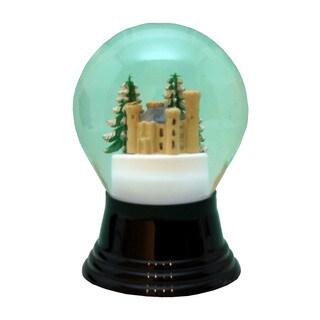 Alexander Taron Perzy Holiday Seasonal Decor Medium City Snowglobe
