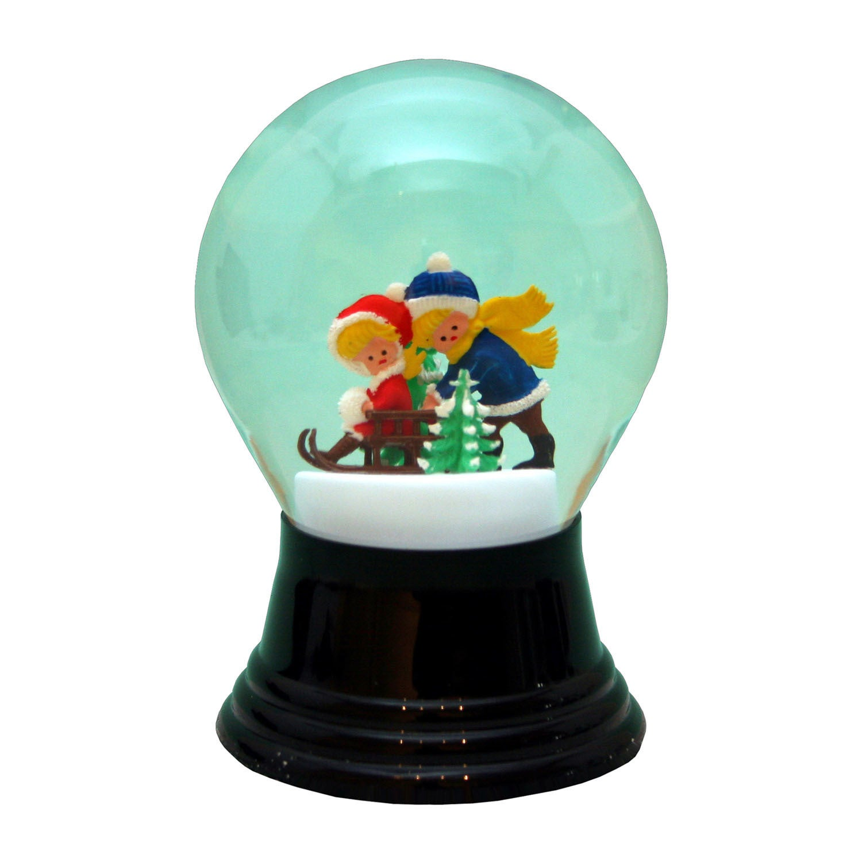 Alexander Taron Perzy Holiday Seasonal Medium Sledding Ch...