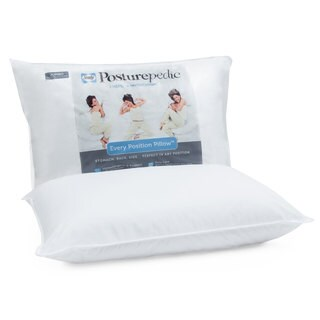 Sealy Every Position Hypoallergenic Jumbo-size Pillow