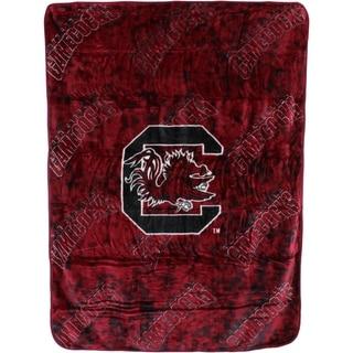"South Carolina Gamecocks Throw Blanket / Bedspread 63"" x 86"""