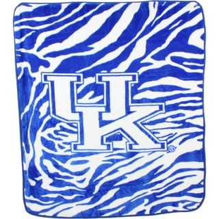 "Kentucky Wildcats Raschel Throw Blanket 50"" x 60"""