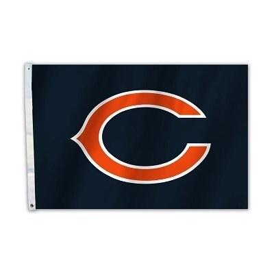 NFL 2x3 Logo Flag