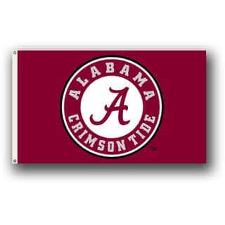 NCAA Logo 3x5 Flag