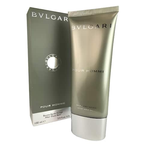 Bvlgari Men's 3.4-ounce After Shave Balm