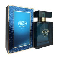 Johan B. Rich Icone Men's 3-ounce Eau de Toilette Spray