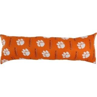 "Clemson Tigers Big Comfy Body Pillow - 20"" x 60"""