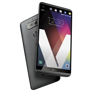 LG V20 64GB H910A Unlocked GSM 4G LTE Quad-Core Phone w/ Dual Rear Camera (16MP+8MP) - Titan (Certified Refurbished)