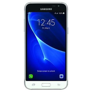 Samsung Galaxy J3 J320A 16GB Unlocked GSM 4G LTE Quad-Core Phone - White (Certified Refurbished)