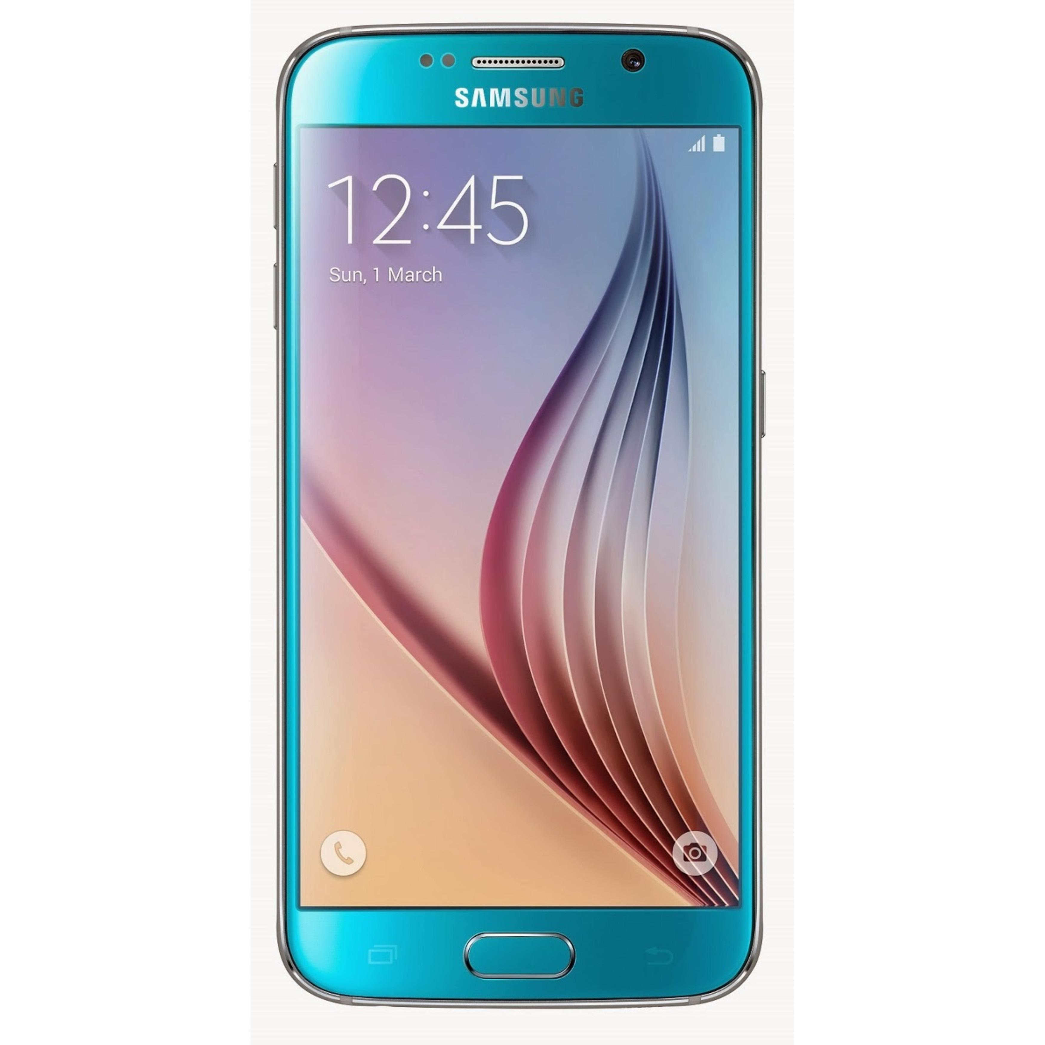 Samsung Galaxy S6 Smartphone 4G Gold