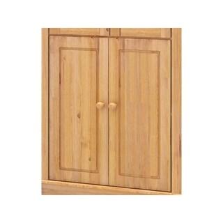 Annabelle Set of Wood Doors (Bookshelf not included)