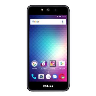 BLU Grand M G070Q Unlocked GSM Quad-Core Dual-SIM Phone - Black (Certified Refurbished)