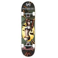 Punisher Skateboards Bomber Girl Skateboard