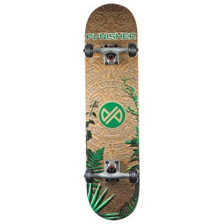 Punisher Skateboards Mayan Skateboard