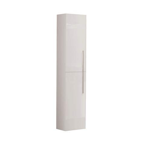 "Onix Collection 12"" Column Cabinet"