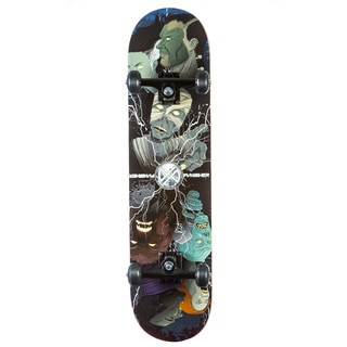 Punisher Skateboards Monster Mashup Skateboard