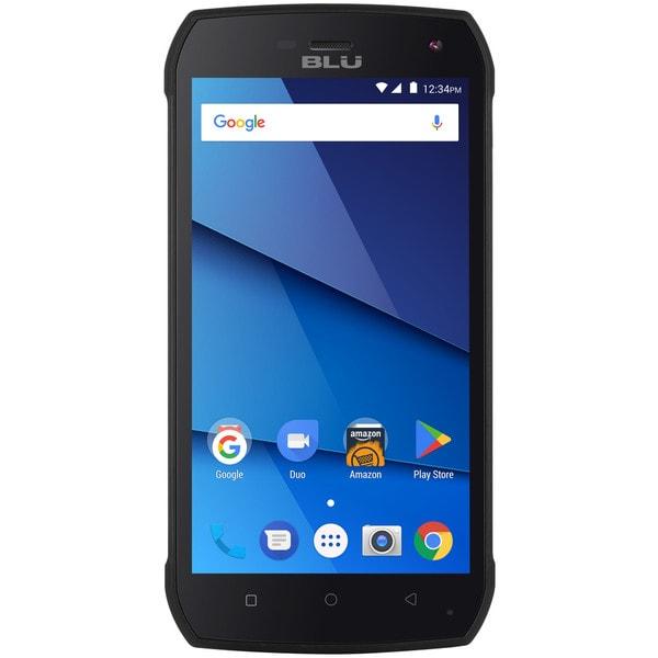 Blu Tank Xtreme Pro T0010uu Unlocked Gsm Dual Sim Rugged Ip68 Certified Phone