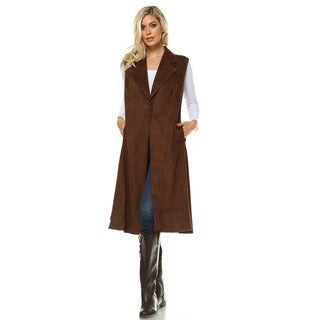 Ana Long Vest (5 options available)