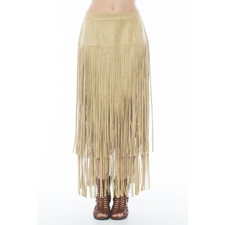 Anastasia Skirt with Fringe