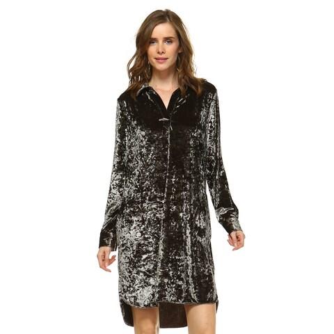 Vanessa Tunic Dress with Side Pocket