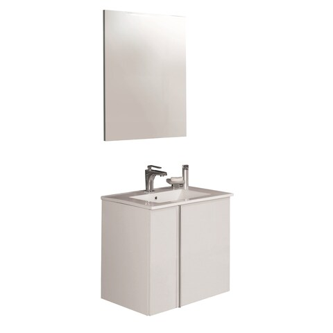 "Onix Bathroom Vanity - 24"" Two-Door"