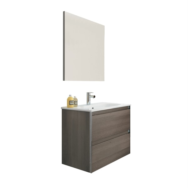 """Look Collection Vanity - 24"""" Two-Drawer"""