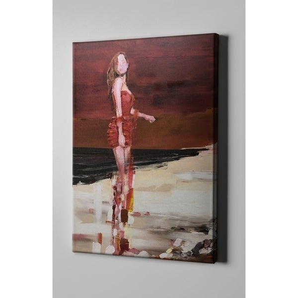 Canvas art gallery wrapped canvas epic graffiti in red by oscar alvarez pardo giclee canvas