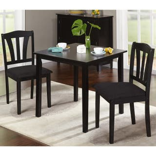 Porch Den Third Ward Michigan 3 Piece Dining Set Options Available