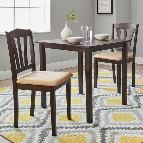 Porch & Den Michigan 3-piece Dining Set