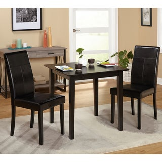 Porch & Den Third Ward Washington 3-piece Dining Set (2 options available)