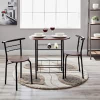 Porch & Den Third Ward Barclay 3-piece Bistro Set