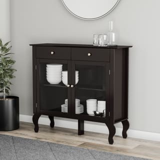Simple Living Layla Black Buffet