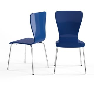 Buy Chrome Finish Kitchen & Dining Room Chairs Online at ...