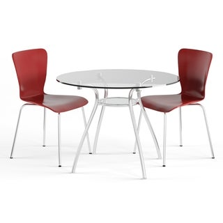 Porch & Den Third Ward Erie 3-piece Dining Set (5 options available)