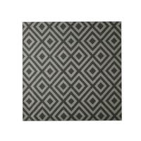 Porch & Den Allston-Brighton Sinclair Geometric Area Rug (7'3 x 7'3)