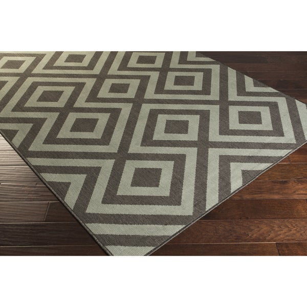 Porch & Den Allston-Brighton Sinclair Geometric Area Rug (7'6 x 10'9)