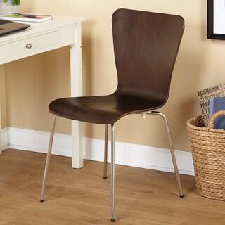 Porch & Den Third Ward Erie Chair - N/A (Option: Espresso)