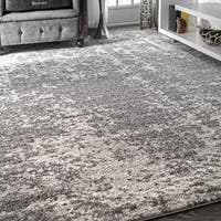 Porch & Den Williamsburg Seigel Granite Mist Shades Grey Rug - 5' x 8'