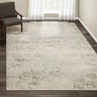 Porch & Den Greenpoint Russell Bone Area Rug - 7'10 x 10'