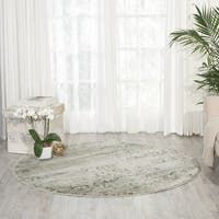 Porch & Den Greenpoint Russell Bone Area Rug - 5'3 x 5'3
