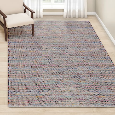 Porch & Den Nassau Handmade Braided Cotton Area Rug