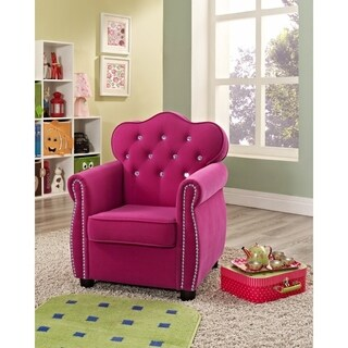 Fairy Kid Size Chair, Pink
