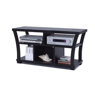 Astonishing Entertainment TV Stand, Black