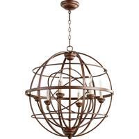 Quorum International Salento Family Orb Sphere Chandelier