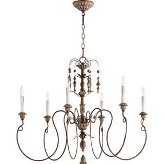 Quorum International Salento Family Metal 6-light Chandelier