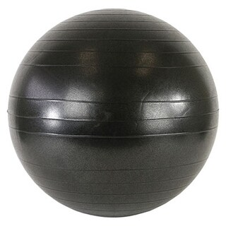 CanDo® Ball Chair - Accessory - Replace Ball, Adult-Size - 50cm - Black