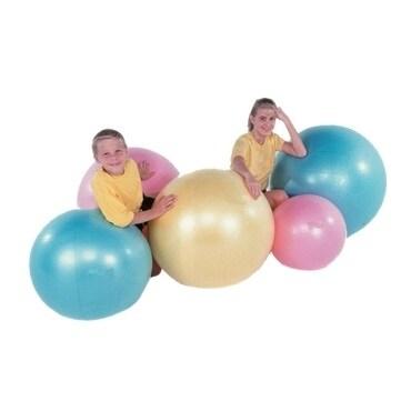 """CanDo® Cushy-Air® Training Ball - 34"""" (85 cm)"""
