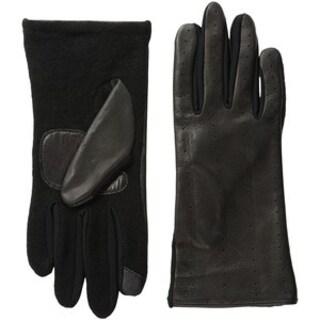 Echo Touch Everyday Leather and Cashmere Glove